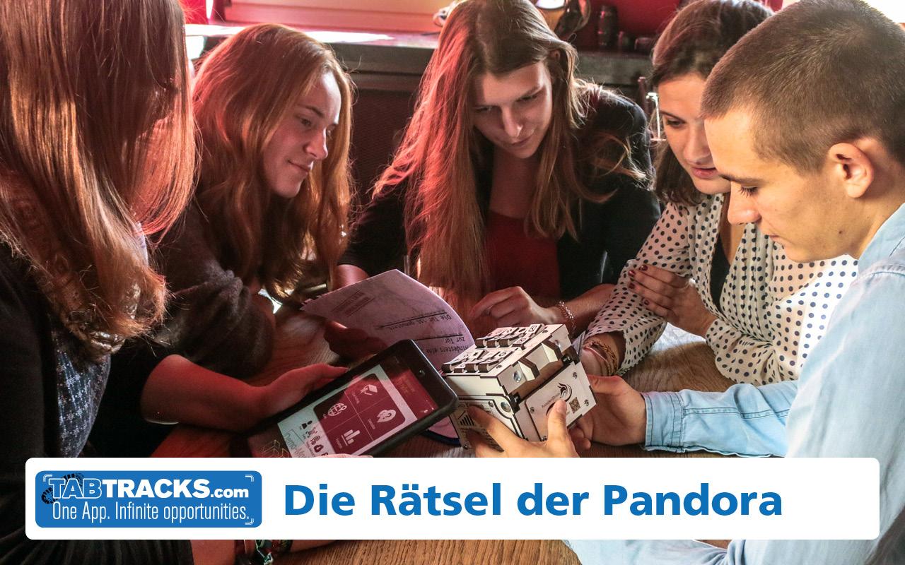 Die Rätsel der Pandora